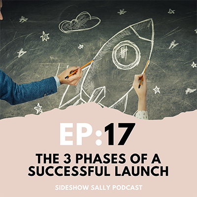 The 3 phases of a successful launch
