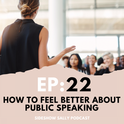 How to feel better about public speaking