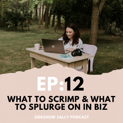 What to scrimp on and what to splurge on when building your business on a budget