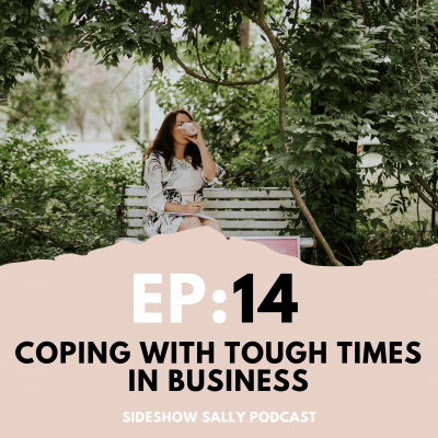 Coping with tough times in business