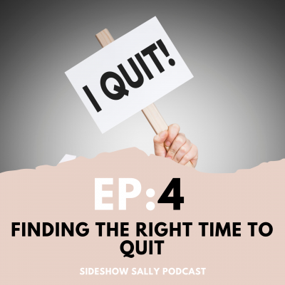 Finding the right time to quit