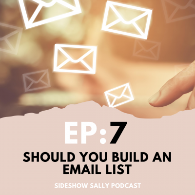 Should you build an email list?